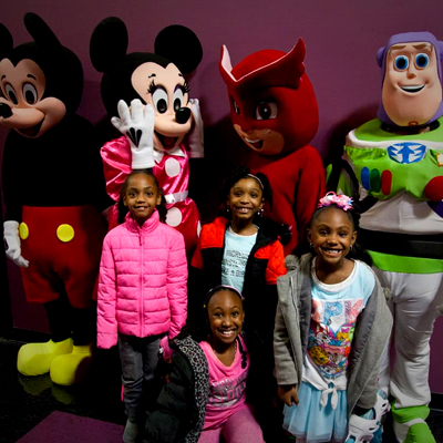Kids Birthday Party - Metro Fun Center